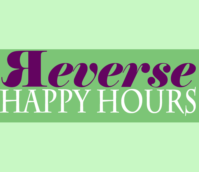 Friday Reverse Happy Hour – Beach House Fish