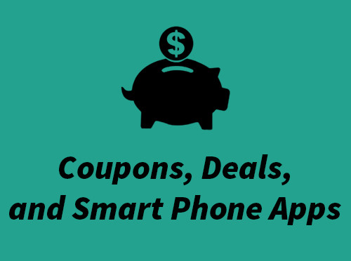 Coupons, Deals, and Smart Phone Apps for Ventura